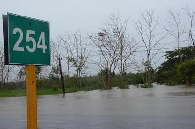 17 000 evacuados en Villa Clara por intensas lluvias en Cuba [+ fotos y videos]