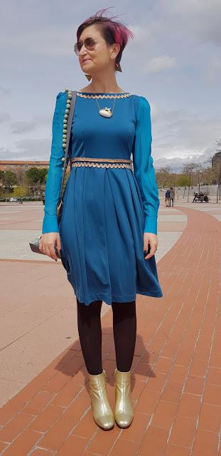 Vestido La Casita de Wendy