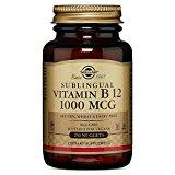Solgar Vitamina B 12 - 250 Tabletas
