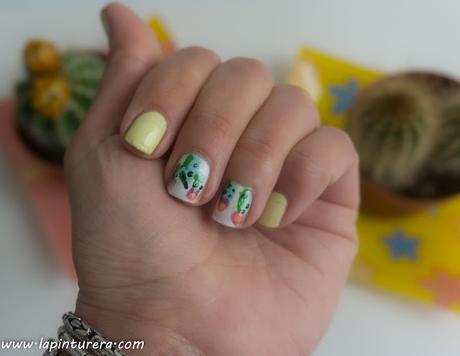 manicura cactus