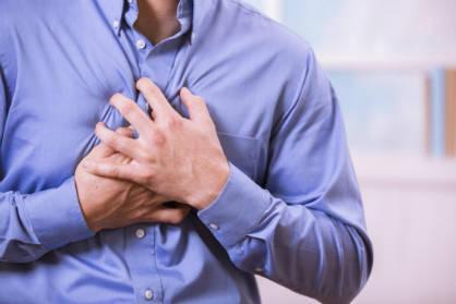 Enfermedades del corazon que causa el estres