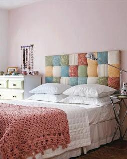 Paso a paso haz una linda cabecera para tu cama así de fácil