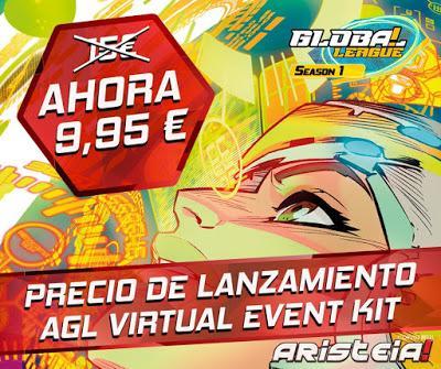 AGL Virtual Event Kit rebajado de precio