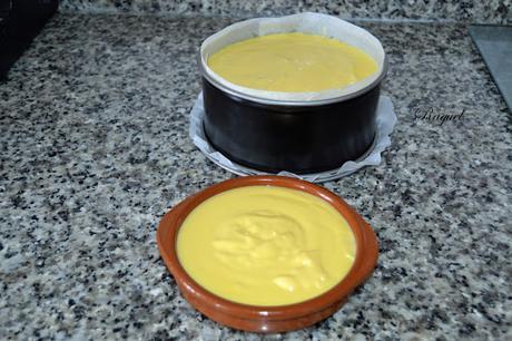 Tarta de crema catalana