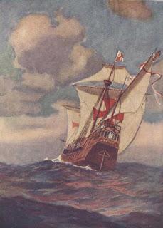 Cristóbal Colón, parte XII, Filson Young
