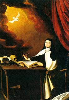 El Libro de la Vida, parte IX, Santa Teresa de Jesús