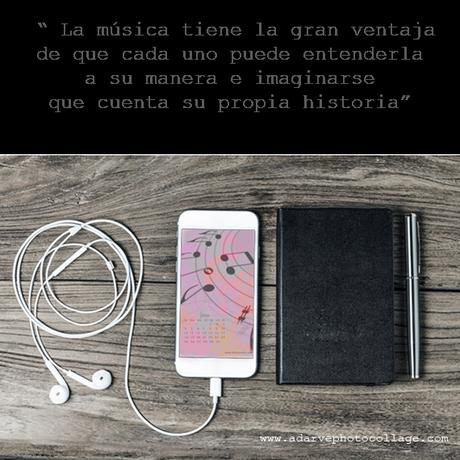 frases sobre la música y fondo de pantalla para descargar