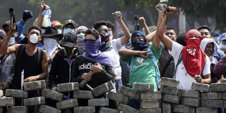 Persiste en Nicaragua voluntad para el diálogo pese a escalada de violencia