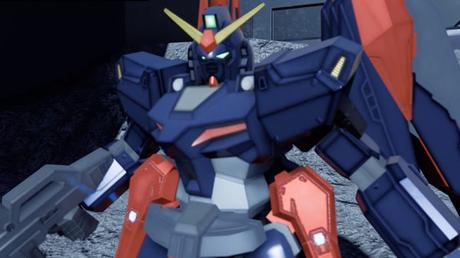 Tercer trailer para New Gundam Breaker