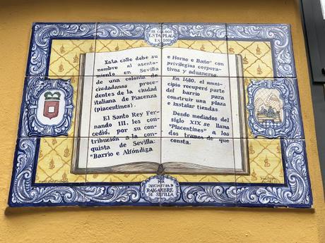 La historia de la calle Placentines.