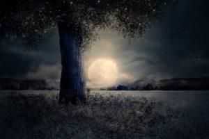 efectos de la luna llena