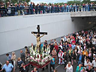 Procesión del Cristo de las Lluvias 2018