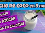 Beneficios leche coco