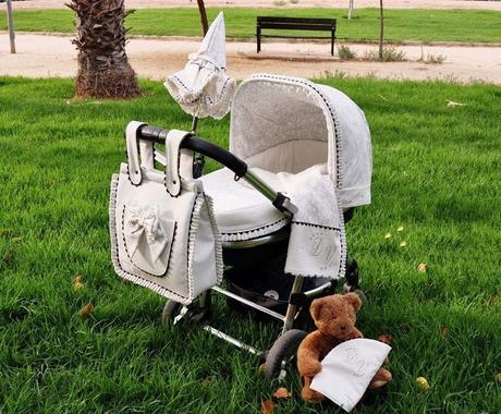 como vestir silla de paseo Bebecar con estilo