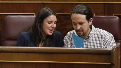 El 68,4% de los votos apoyaron a Iglesias y a Montero.