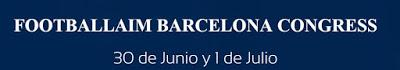 Football Aim Barcelona Congress