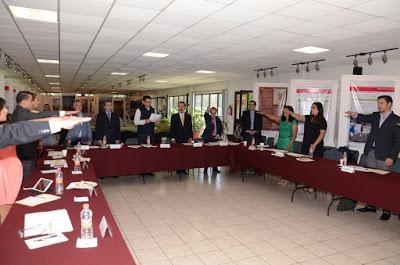INSTALAN COMITÉ DE CONTROL Y DESEMPEÑO INSTITUCIONAL PARA MEJORAR LABORES DE LA SEDUYM