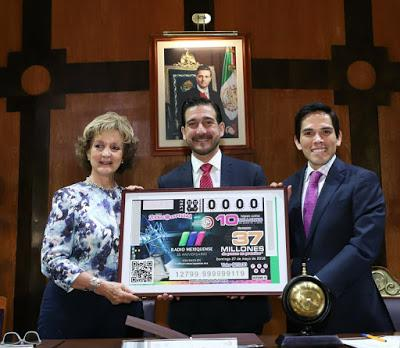 CELEBRA RADIO MEXIQUENSE SU 35° ANIVERSARIO CON SORTEO ZODIACO ESPECIAL