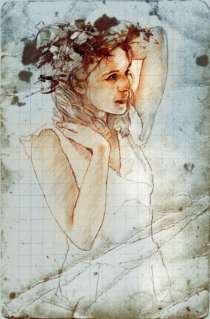 Ilustraciones Vintage de Marcello Vargas