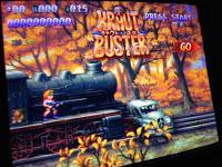 El espectacular 'run'n gun' 'Kraut Buster' para Neo-Geo podría llegar a finales de julio