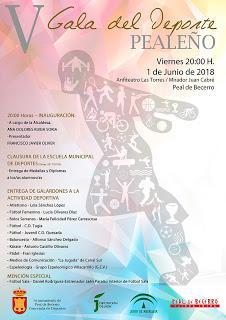 Peal de Becerro premia al G.E.V.