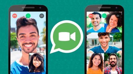 WhatsApp activa las llamadas y videollamadas
