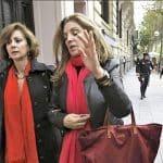Rosalía Iglesias o es una fresca que apela a la sensibilidad de un Tribunal que nada tendría que ver con la Justicia imparcial o es una desmemoriada