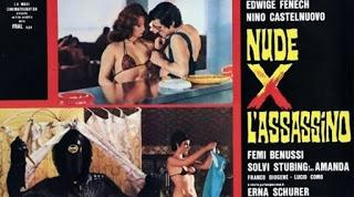 DESNUDA ANTE EL ASESINO (Nude per l'assassino (Assassino per fotomodelle)) (Italia, 1975) Giallo, Intriga, Suspense