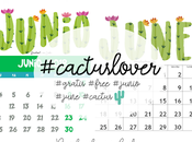 Calendario Junio descarga gratuita