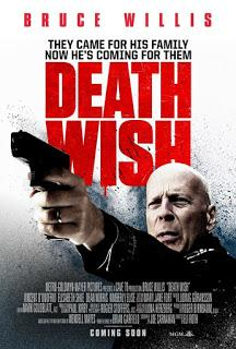 El justiciero (Death wish, Eli Roth, 2018. EEUU):