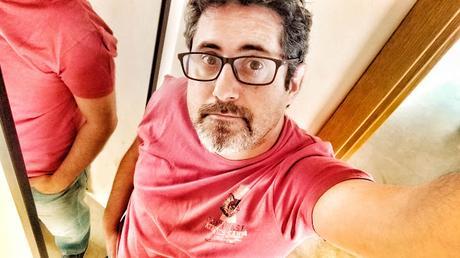 La camiseta rosa