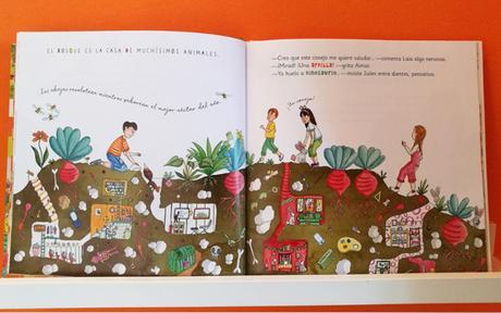 """Pequebiblioteca: Cuento de Verdeliss """"Un mundo de emociones"""""""