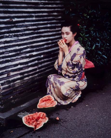 Nobuyoshi Araki acusado de explotación por su musa expone en NYC
