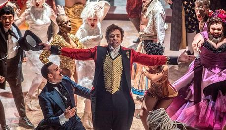 Banda sonora de 'The Greatest Showman'