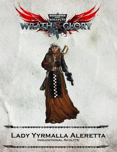 Un doble aperitivo de Wrath & Glory