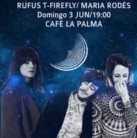 El hombre que se enamoró de la luna, Rufus T. Firefly y María Rodés