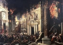 La muerte de Patroclo, La guerra de Troya, Andrew Lang