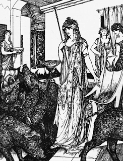 Ulises y la isla de Circe, Andrew Lang