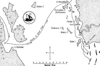 La batalla naval de Lepanto, John Richard Hale