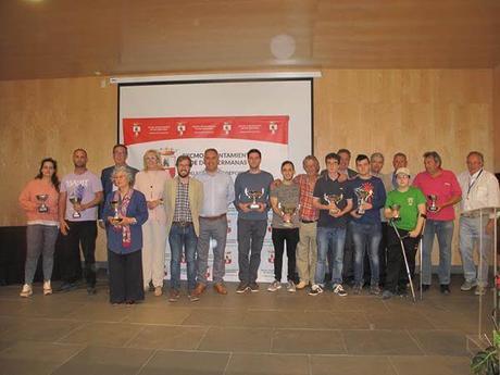 El gran maestro argentino Leandro Krysa vence el XXX Torneo Internacional de ajedrez abierto Ciudad de Dos Hermanas