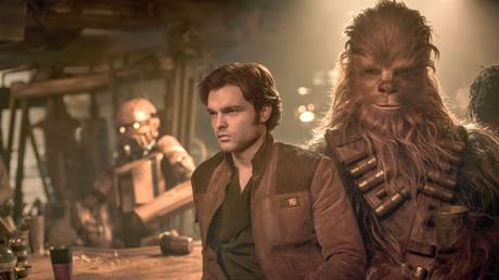 Han Solo: Una historia de Star Wars, romántico forajido galáctico