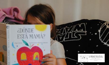 Hoy Leemos: ¿ Donde está mamá ? de Carambuco Ediciones
