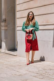 Green + Red