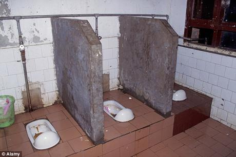 China por libre: aseos públicos, el arte de ir al baño