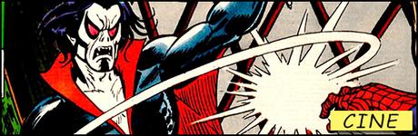 La película centrada en Morbius presentaría a otro antihéroe
