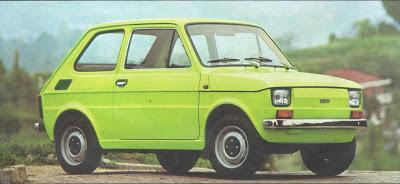 Fiat 126 y su ficha técnica