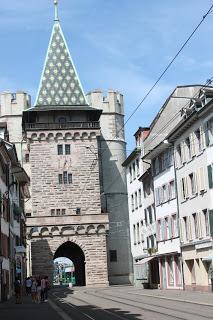 Visita a Basilea (Suiza) - escapada puente de mayo.