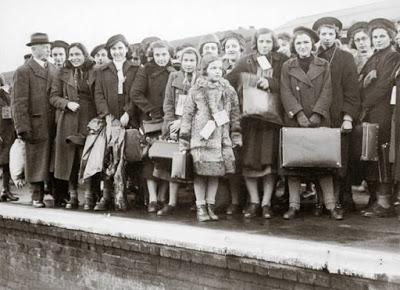Los niños del Kindertransport