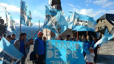 Marcha Federal por Paz , Pan, y Trabajo