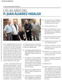 PADRE JUAN ÁLVAREZ, UN MISIONERO EN PERÚ AL ESTILO DE FRANCISCO